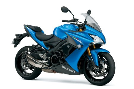 Here's the GSX-S 1000F sport touring version.