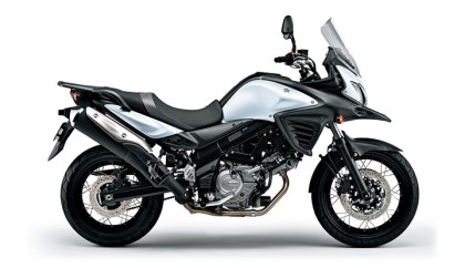 2015 Suzuki V Strom 650XT 4