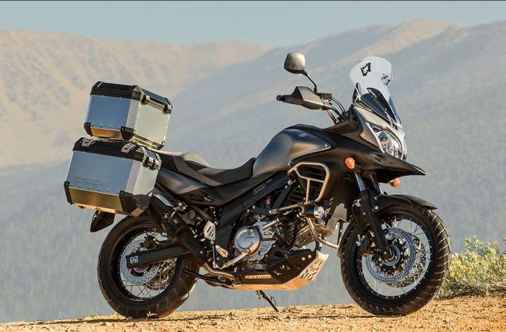 New adventure-ready V-Strom 650 confirmed
