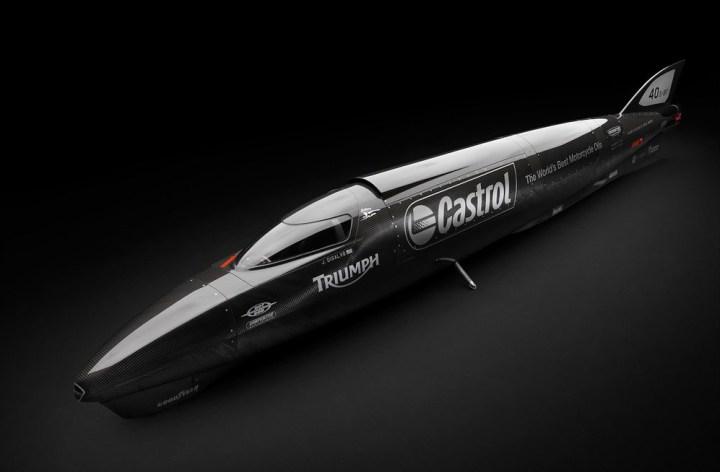 Castrol Rocket run delayed again