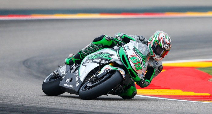 Nicky Hayden managed a top-10 finish in his first race back after wrist surgery.