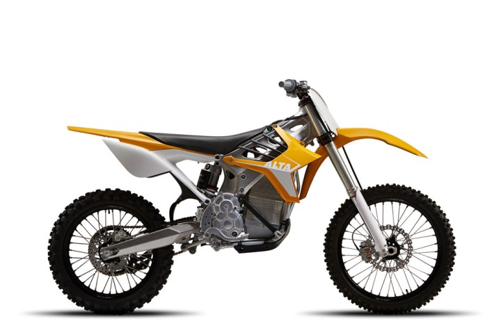 Alta Motors teams up with EnduroCross
