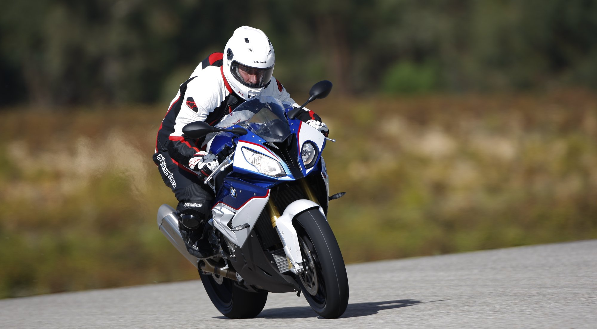 From Germany, with love: Costa rides the 2015 S1000 RR   Canada Moto Guide