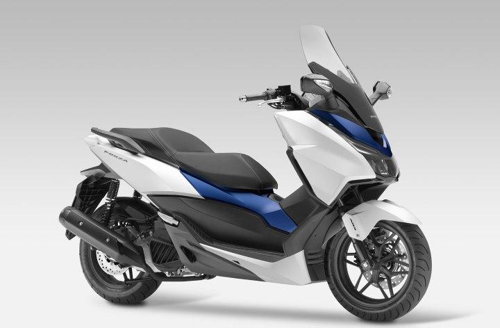 New Honda Forza 125