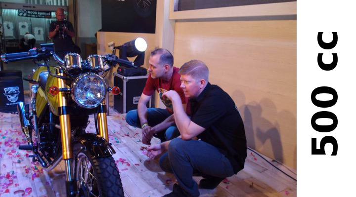 Exclusive: Cleveland Cyclewerks update – New thumper en route and other plans