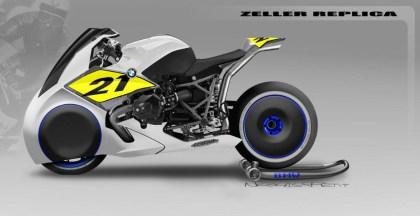 Want modern engineering with vintage aerodynamics? Nicolas Petit is your man.