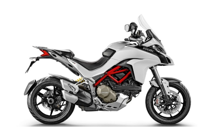 Ducati Multistrada gets serious upgrades