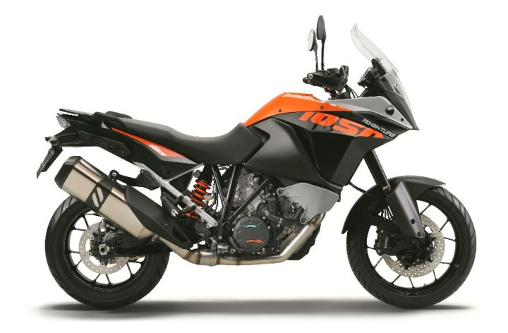 KTM 1050 Adventure: Accessible ADV thrills, but not for Canada