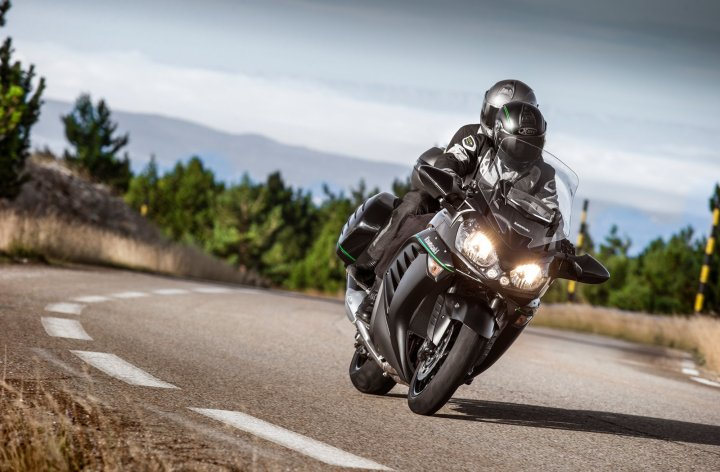 Kawasaki Concours gets updates