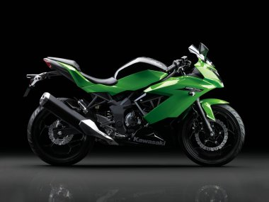 Kawasaki also announced they'd be selling the Ninja 250SL in western markets.