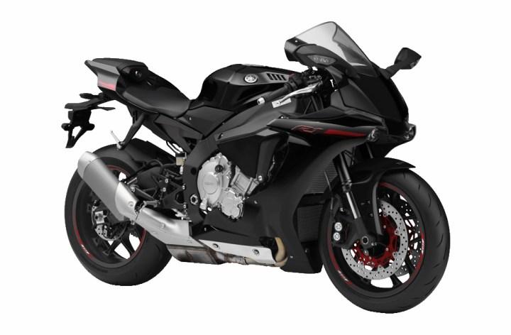 Yamaha unveils new R1