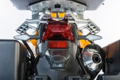 2015 Zongshen RX3 taillight