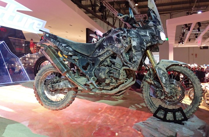 Honda True Adventure: More details, photos