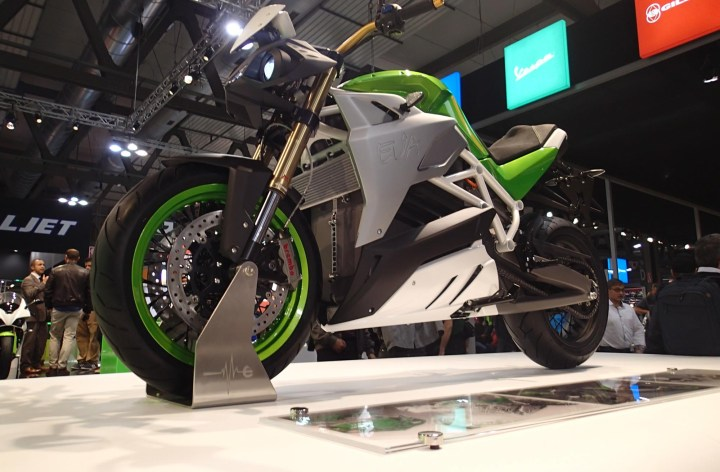 Exclusive: Energica electric bikes to come to Canada