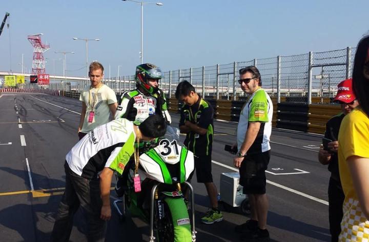 Videos: Macau GP highlights