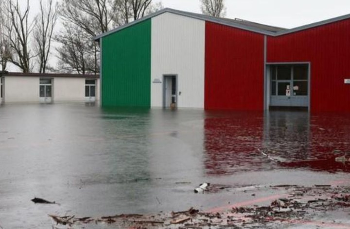 Reports: MV Agusta factory flooded