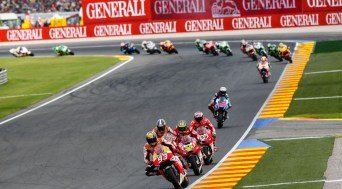 Marquez beat Mick Doohan's record of 12 wins in a season, but said Doohan's record was more impressive, since he achieved the mark in a shorter season.