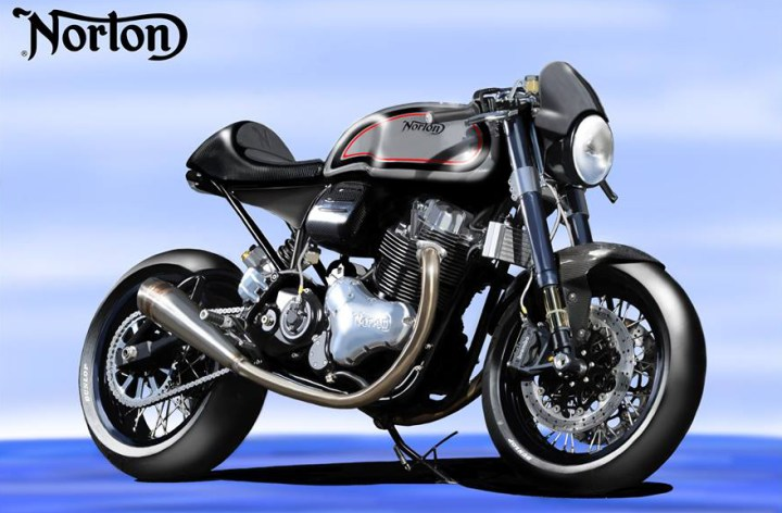 Norton to sell Dominator SS as production model