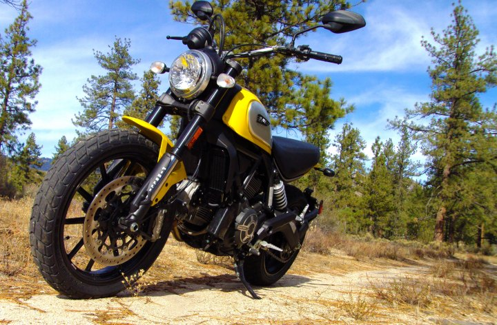 Details: Canadian Scrambler availability