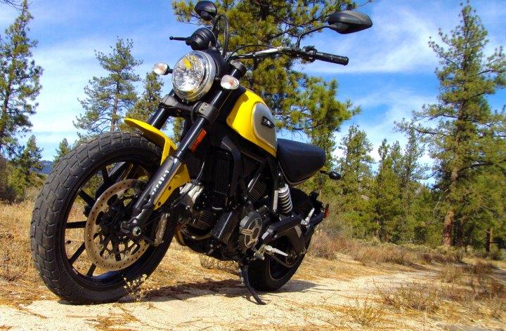 Ducati Scrambler : disponibilité au Canada