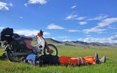 Mongolia-nap