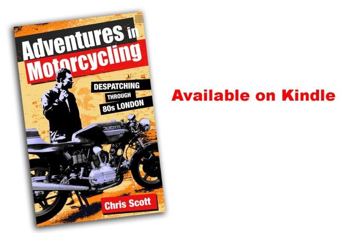 New book from Chris Scott