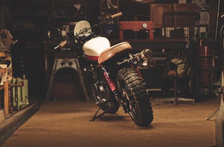 K-Tech announces new street bike suspension