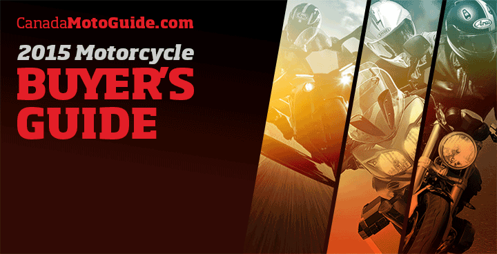 CMG 2015 Motorcycle Buyer's Guide launched!