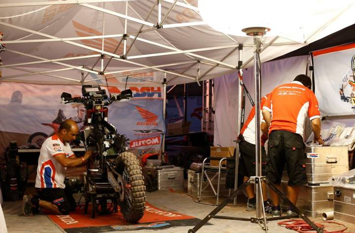 Dakar, Stage Nine: The Aftermath