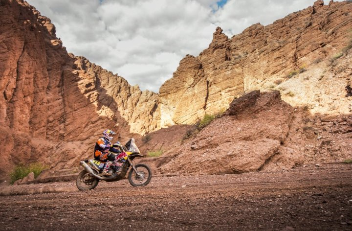 Video: Dakar, Stage Eleven