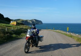 Ever since I visited the Magdalen Islands in 2014, I've wanted to go back.
