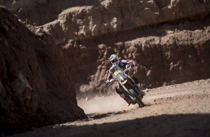 Dakar, Stage Ten: Too little, too late