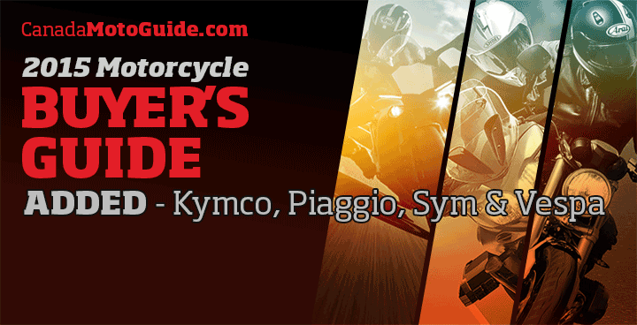 CMG Buyer's Guide updated – scooters!