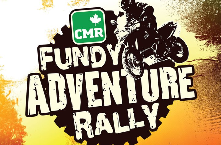 Fundy Adventure Rally 2015 poster