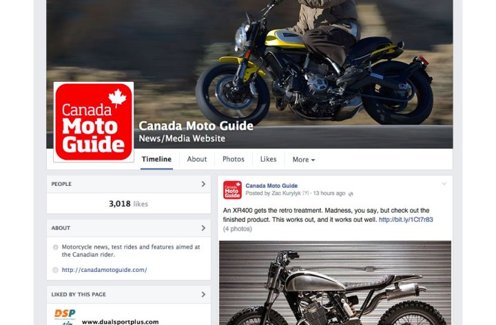 CMG's Facebook page tops the 3,000 mark