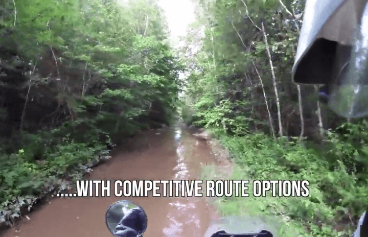 Fundy Adventure Rally site and video launched