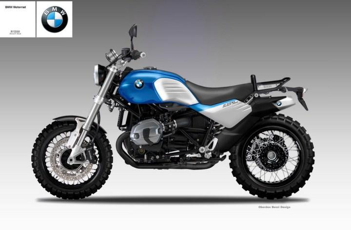 BMW 'Desert Sled'