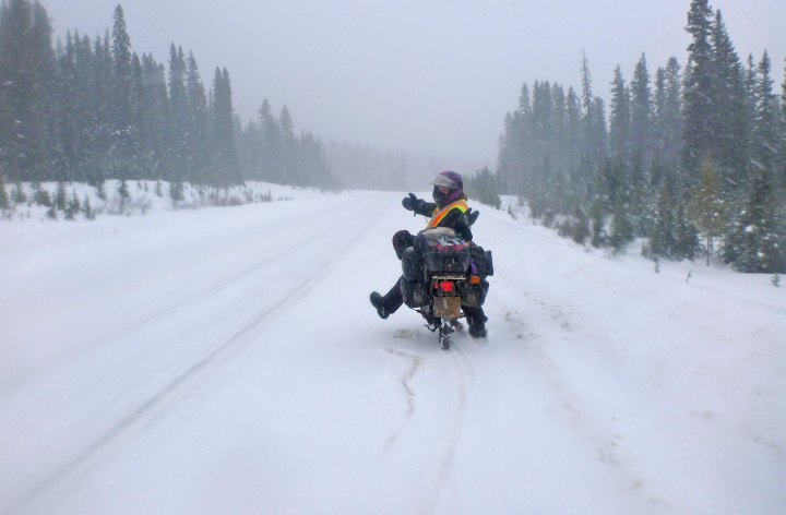 How to: Winterize your motorcycle