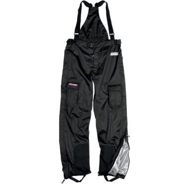 Tammy found the PDX rain pants easy to get in and out of, with lots of handy pockets, but they were bulky additions to her luggage when not in use.