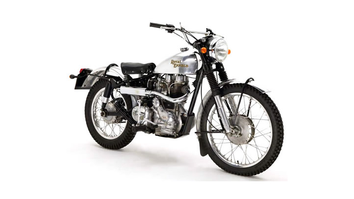 Rumour: Royal Enfield building an ADV bike