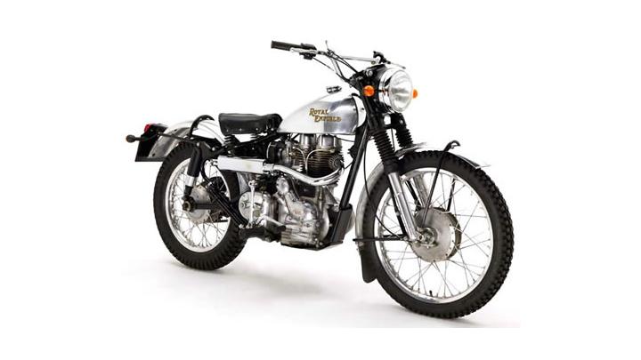 Rumour: Royal Enfield building an ADV bike