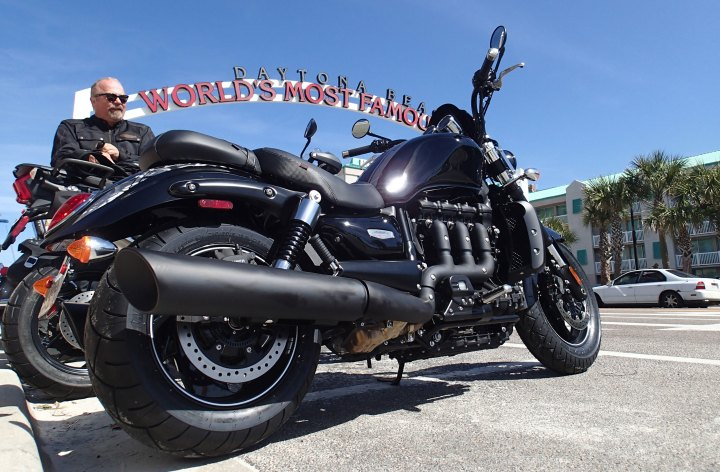 Hearty parties: The future of the mega bike rally