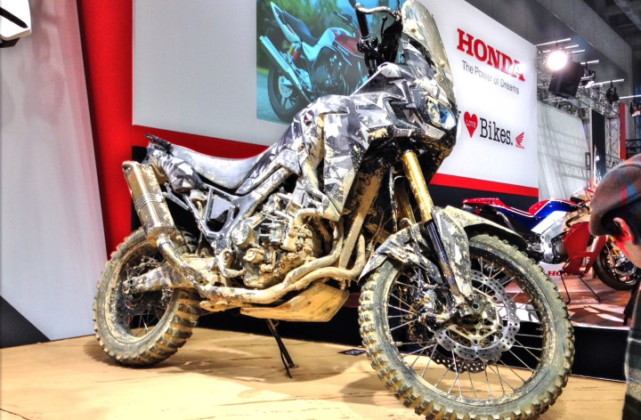 Special: Tokyo Motorcycle Show report (more bikes)