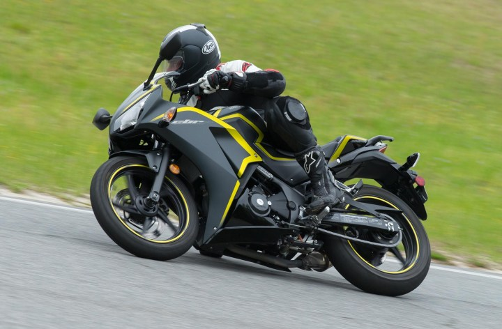 Launch: Honda CBR300R