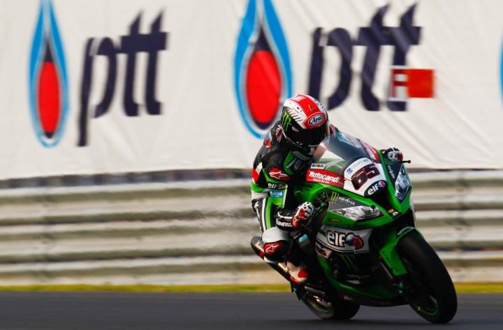 Rea reigns in World Superbike Thailand debut