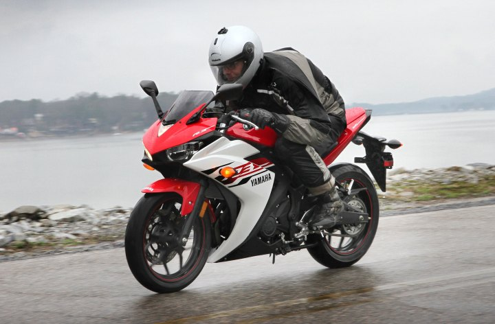 R-rated beginner fun: Yamaha R3 review