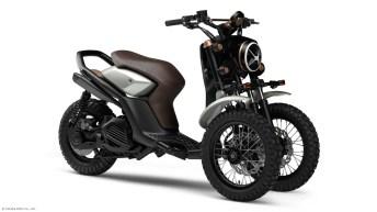 Yamaha 03GNX 1