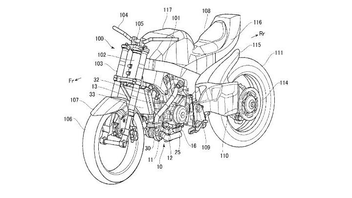 Spied! Suzuki Recursion patent