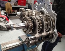 The cassette gearbox