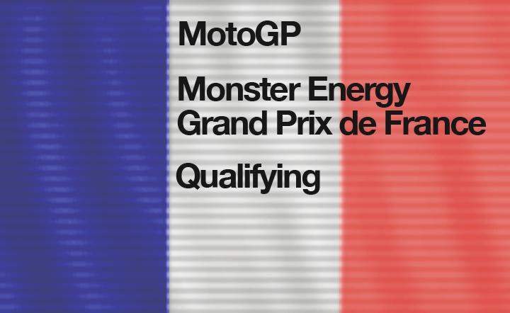 MotoGP Round 5 – Qualifying